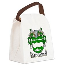 McCabe Coat of Arms Canvas Lunch Bag
