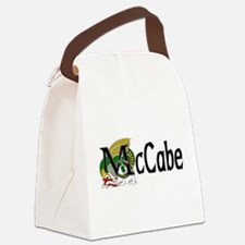 McCabe Celtic Dragon Canvas Lunch Bag