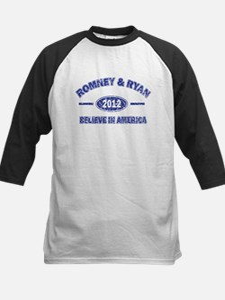 Romney and Ryan Believe in America Tee