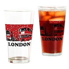 Cute Buckingham palace Drinking Glass