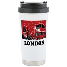 Cute Kings and queens england Travel Mug