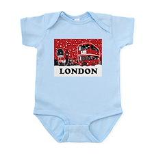 Funny Buckingham palace Infant Bodysuit