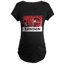 Funny Queen england T-Shirt