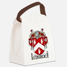 O'Byrne Coat of Arms Canvas Lunch Bag