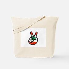 Vitory of Lebanon Tote Bag