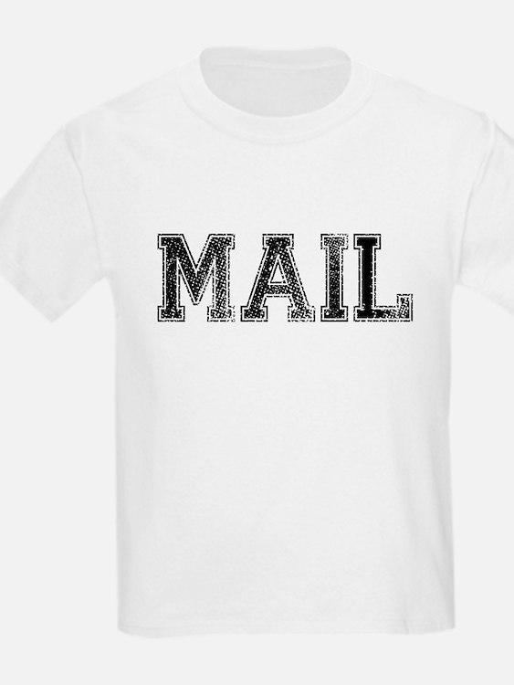MAIL, Vintage T-Shirt
