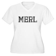 MERL, Vintage T-Shirt