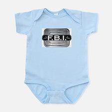 Female Body Inspector Infant Creeper