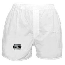 Female Body Inspector Boxer Shorts