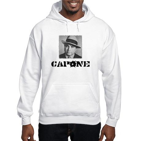 Hooded Capone Sweatshirt