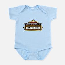World's Greatest IT Specialist Infant Bodysuit