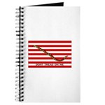 Navy Jack Flag Journal