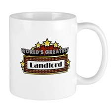 World's Greatest Landlord Mug