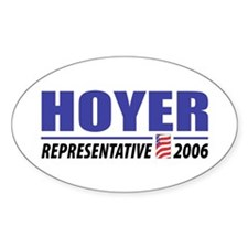 Hoyer 2006 Oval Decal