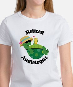 Retired Audiologist Gift Tee