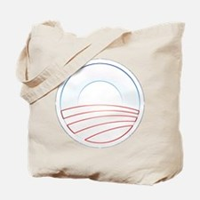 Obama Trim Logo cafepress.png Tote Bag