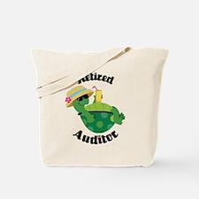 Retired Auditor Gift Tote Bag