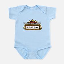 World's Greatest Dietician Infant Bodysuit