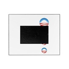 obama emblems cafepress.png Picture Frame