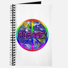 Peace Please! Journal