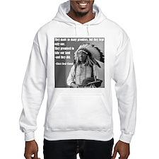 """""""Chief Red Cloud"""" Hoodie"""