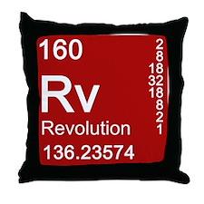 Element of Revolution Throw Pillow