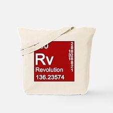 Element of Revolution Tote Bag
