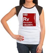 Element of Revolution Women's Cap Sleeve T-Shirt