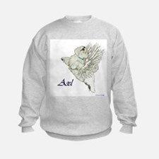 Westie Angel - Axl Sweatshirt