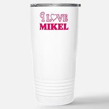I Love Mikel Mugs