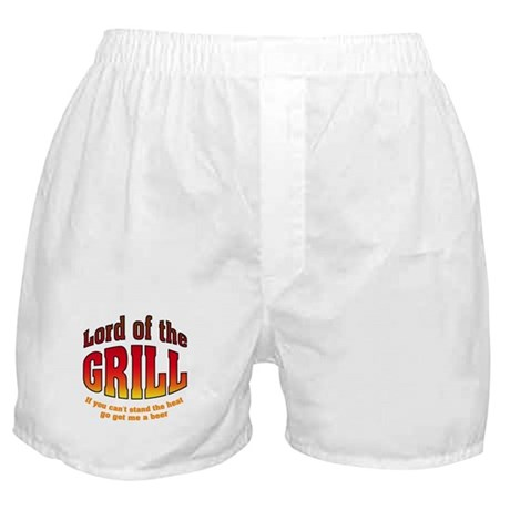Lord of the Grill Boxer Shorts