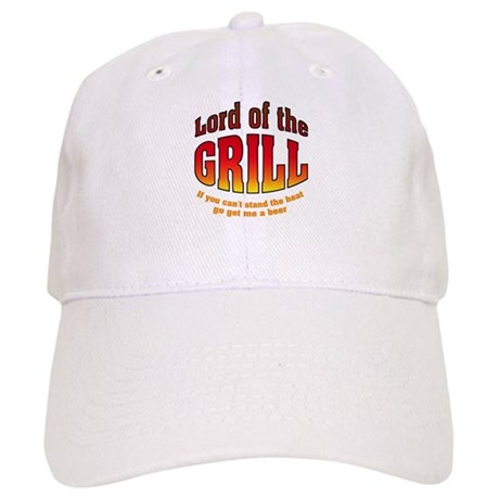 Lord of the Grill Cap