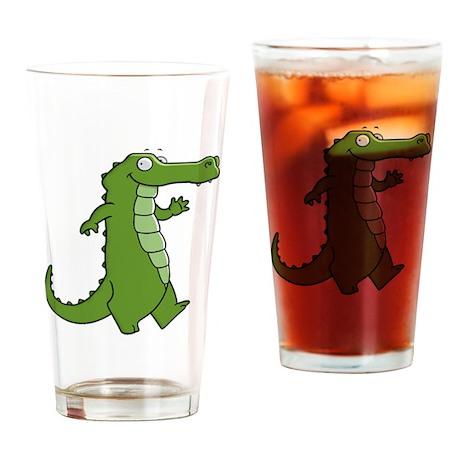 Later Gator Drinking Glass