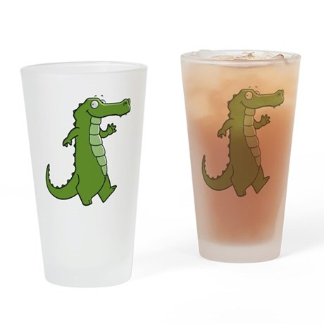 Later Gator Drinking Glass