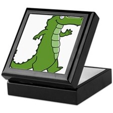 Later Gator Keepsake Box