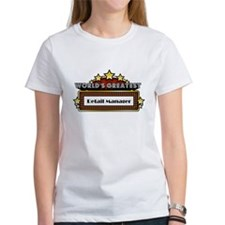 World's Greatest Retail Manager Tee