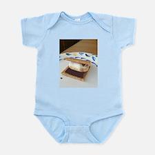 mmm smores... Infant Bodysuit