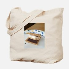 mmm smores... Tote Bag