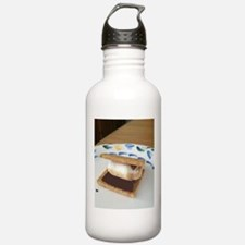 mmm smores... Sports Water Bottle