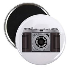 "Retro Camera 2.25"" Magnet (10 pack)"