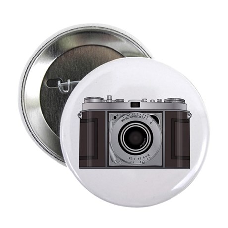 "Retro Camera 2.25"" Button"