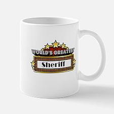 World's Greatest Sheriff Mug