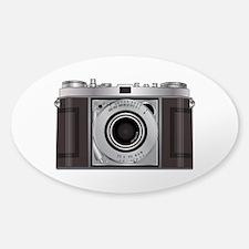 Retro Camera Decal