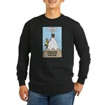 Eagle Long Sleeve Dark T-Shirt