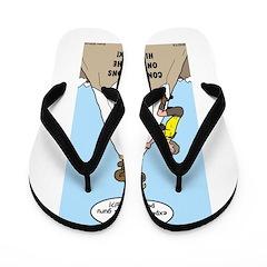 Eagle Flip Flops