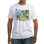 Ocean Adventure Fitted T-Shirt