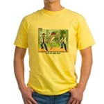 Ocean Adventure Yellow T-Shirt