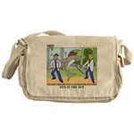 Ocean Adventure Messenger Bag