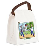 Ocean Adventure Canvas Lunch Bag