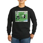 Fly Fishing Long Sleeve Dark T-Shirt